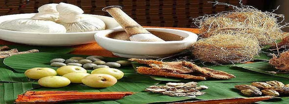 Ayurvedic Herbs Treatment